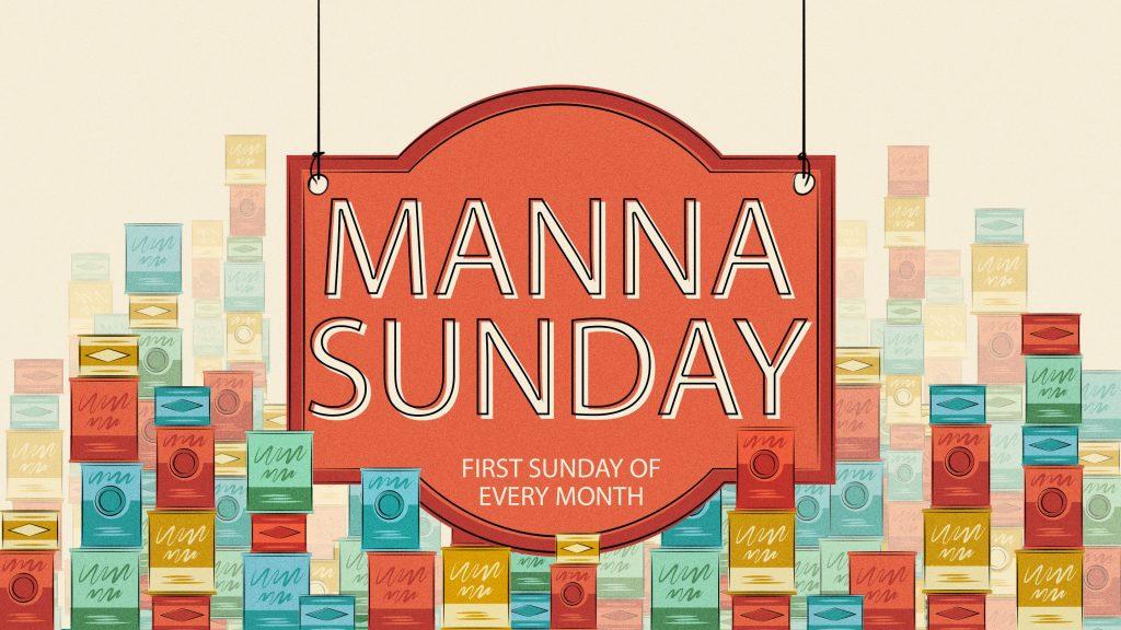 Manna Sunday