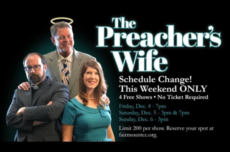 Preacher's Wife Schedule
